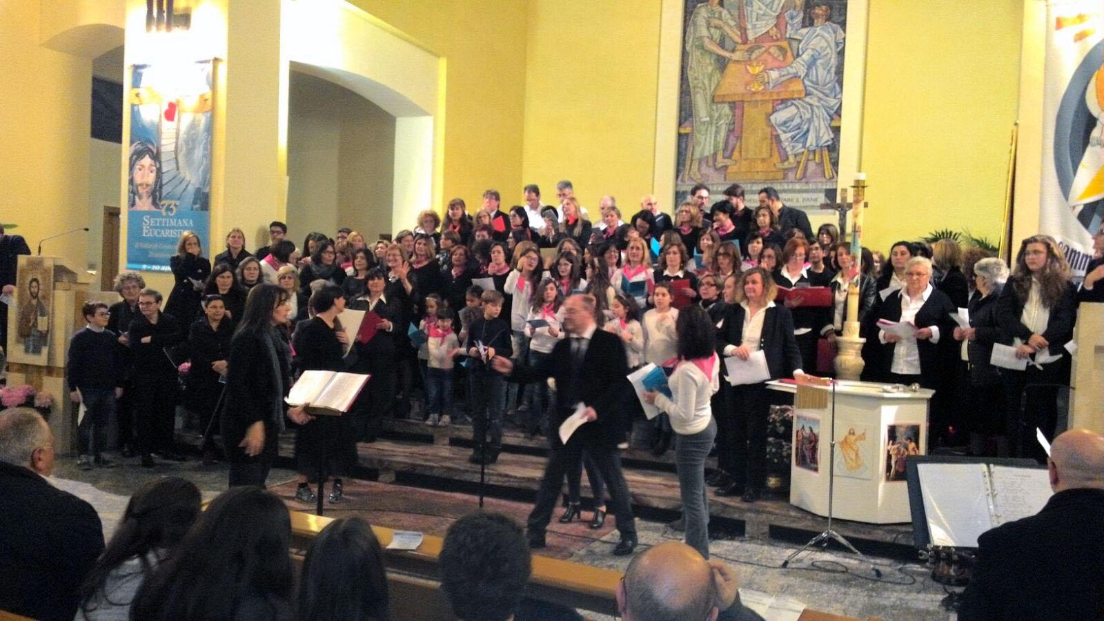 coro parrocchiale san niccolò serata di prova